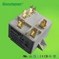 供应UL,TUV认证HLR3800-4M3D空调启动继电器
