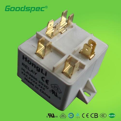 供应HLR3800-3AN5D单相电动机启动继电器 1