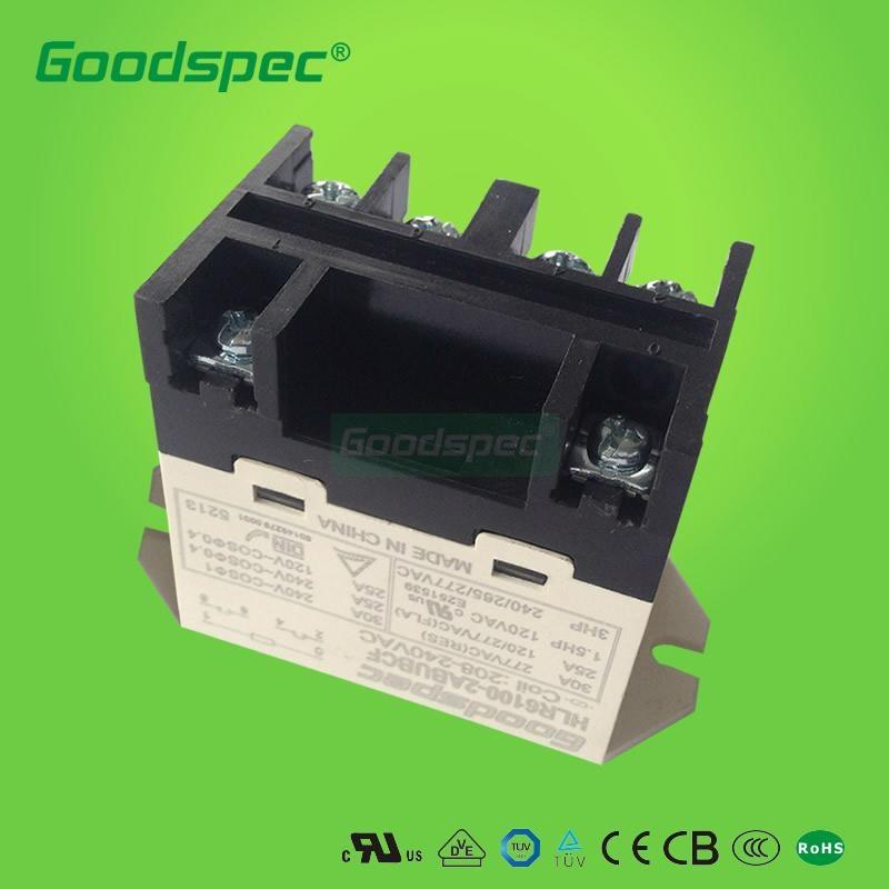 HLR6100-2ABUBCF-AC120功率继电器 1