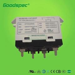 供應HLR6100-2APUBCF-AC240大功率繼電器