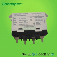HLR6100-2APUBCF-AC208/240 Power Relay
