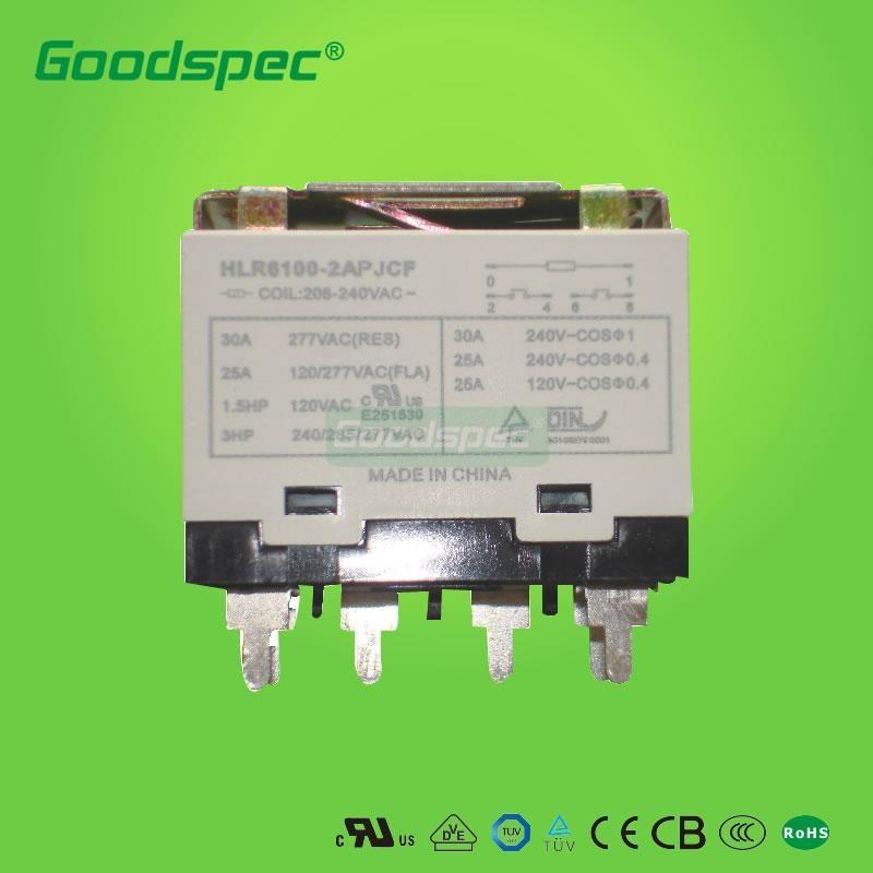 HLR6100-2APCF-DC277功率继电器  1