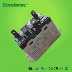 HLR6100-1ATUBJCF2-AC12 Power Relay