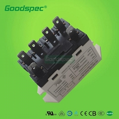 HLR6100-2ATCF2-AC12功率继电器