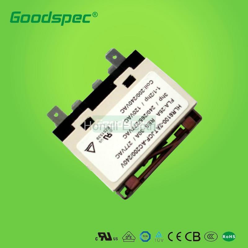 HLR6100-2ATJCF2-DC120功率继电器 1