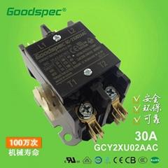 GCY2XU02AAC(2P/30A/208-240VAC) DP Contactor