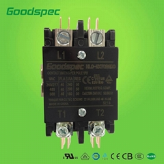 HLC-2XT02GBC(2P/30A/120VAC) DP Contactor
