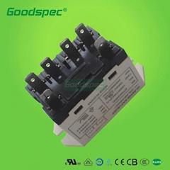 HLR6100-2ATUBCF-AC120功率繼電器