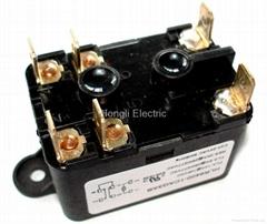HLR9400-1XAT1AB(SPNO+NC/14A/120VAC) Fan relay