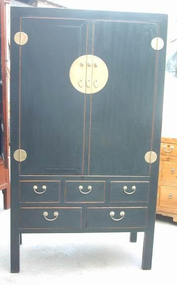 antique reproduction wooden furniture,wooden cabinet  1