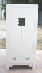 榆木樟木大衣柜