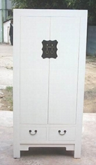 榆木樟木大衣櫃