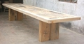 rustic looking wooden furniture,recycled