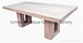3 Meter Solid Wood Table #6300