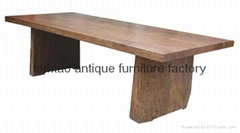 Wooden Dining Table Home Furniture #6255