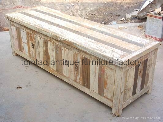 Reclaimed wood tv chest china manufacturer living room for Reclaimed wood manufacturers