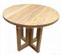 Dining table china manufacturer dining room furniture for Cheap round wooden dining tables