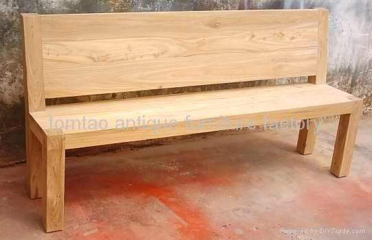 Old Wood Bench Garden Bench Wholesale #3577 2