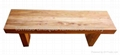 Hot Sale Wooden Bench Home Furniture