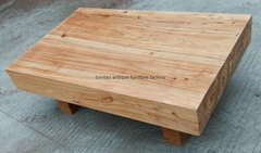 coffee table,top 15 cm thick