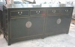 buffet,4 doors 4 drawers
