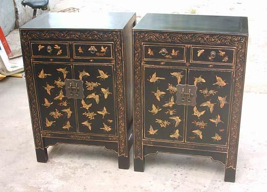 small cabinet with drawings 3