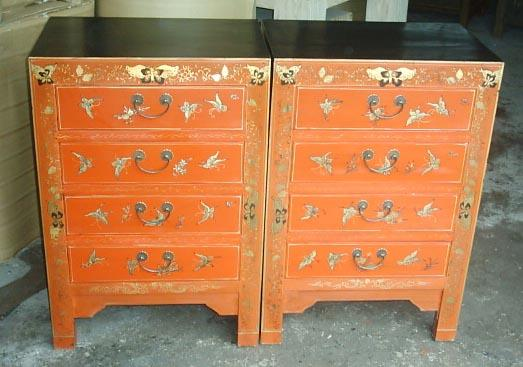 small cabinet with drawings 5