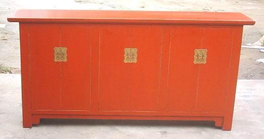 antique re[roduction buffet 6 doors 2