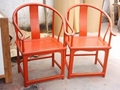 antique reproduction,armchairs