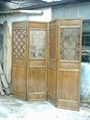 Chinese antique reproduction screens