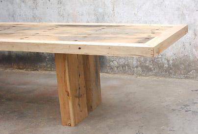 旧木餐台 3