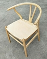 ash wood chair, new Chinese style