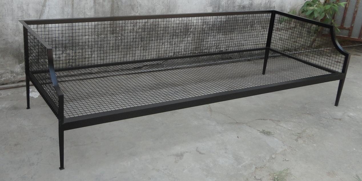 铁沙发,休闲家具,含座垫 1