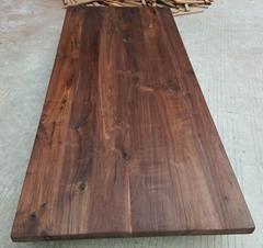 胡桃木餐台台面