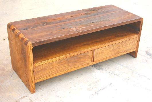 老榆木风化家具,电视柜 1