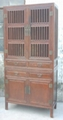 antique reproduction kitchen cabinet