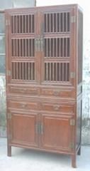 antique reproduction kitchen cabinet