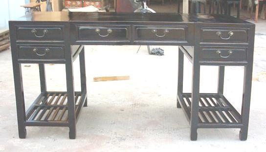 antique reproduction desk 1
