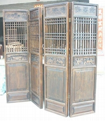 antique reproduction screens