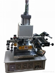 Pneumatic Plane Hot stamping machine (TH-90-2)