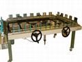 Silk Mesh Tighten machine TM-1600LA