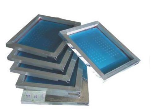Silk Mesh Tighten machine TM-2500LA 2