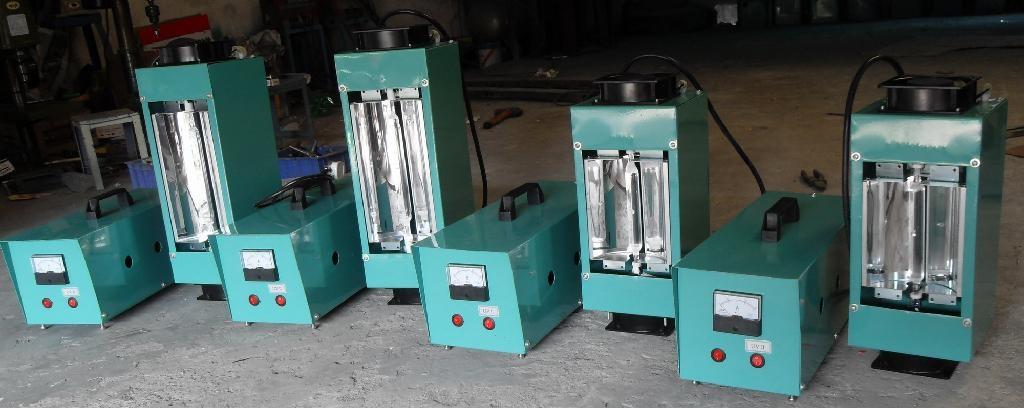 Portable UV curing machine TM-UVP100 3