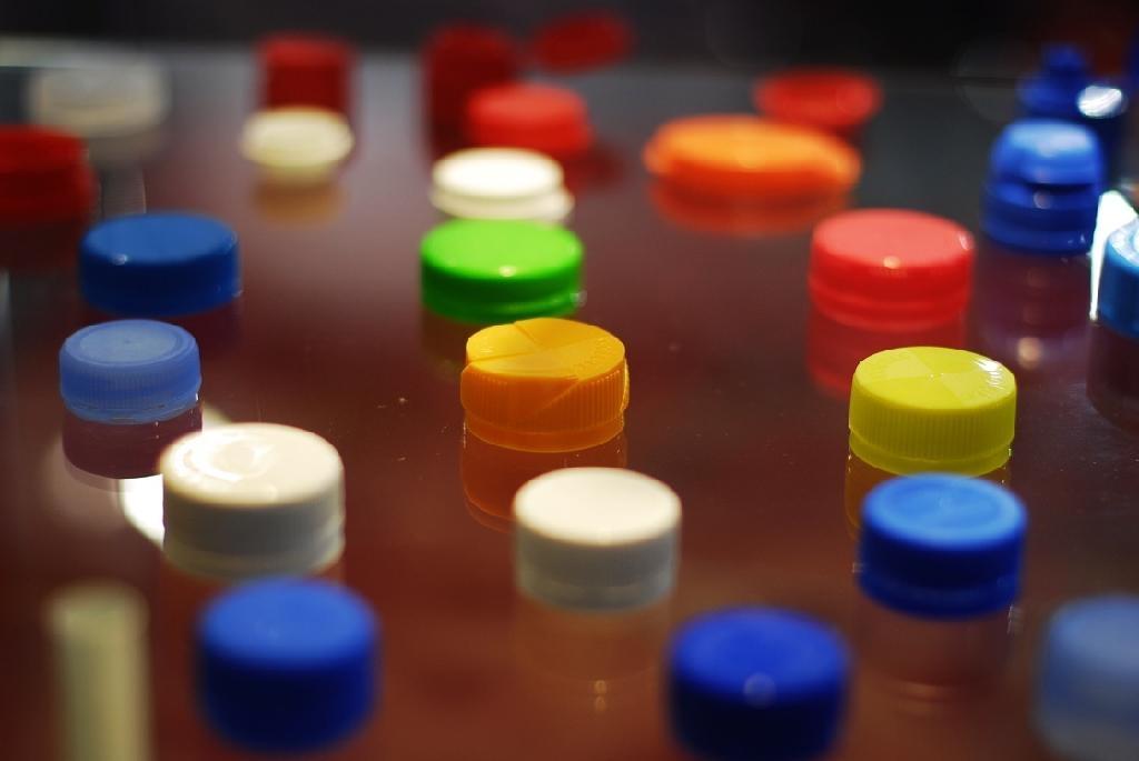 2-Color Automatic Bottle-Cap tampograhf 2