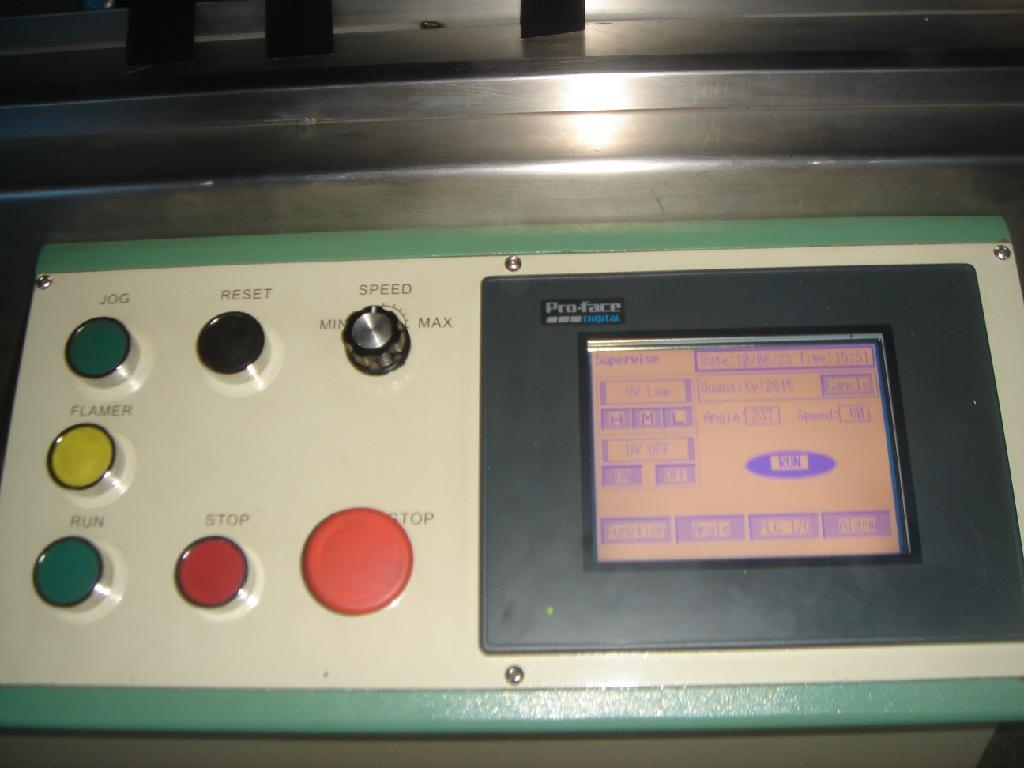 Plane  Glass  Surface Screen Printer 2