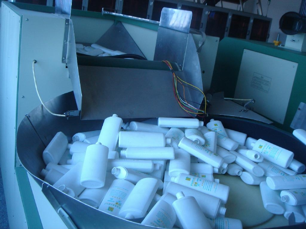 Automatic two colour cylinder UV Screen Printer 5