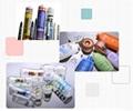 Automatic 4-colour cylinder UV  Silk Screen Printer