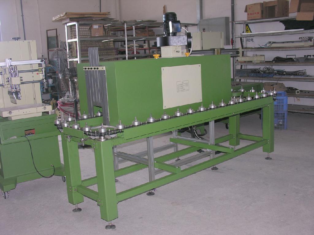 Uv Curing Machine : Round bottle uv curing machine sd lc china