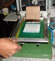 Manual Operate desktop  Silk screen