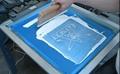 吸气式丝印工作台TM-6080